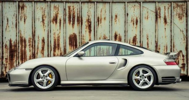 Porsche 996 TURBO S - ONLY ONE - BOSE - FULL HISTORY  occasion à IZEGEM - photo n°2