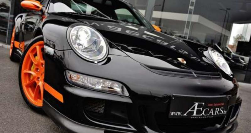Porsche 997 - GT3 RS - XENON - GPS - CARBON - SPORTEXHAUST - Noir occasion à IZEGEM - photo n°2