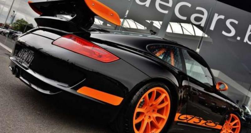 Porsche 997 - GT3 RS - XENON - GPS - CARBON - SPORTEXHAUST - Noir occasion à IZEGEM - photo n°4