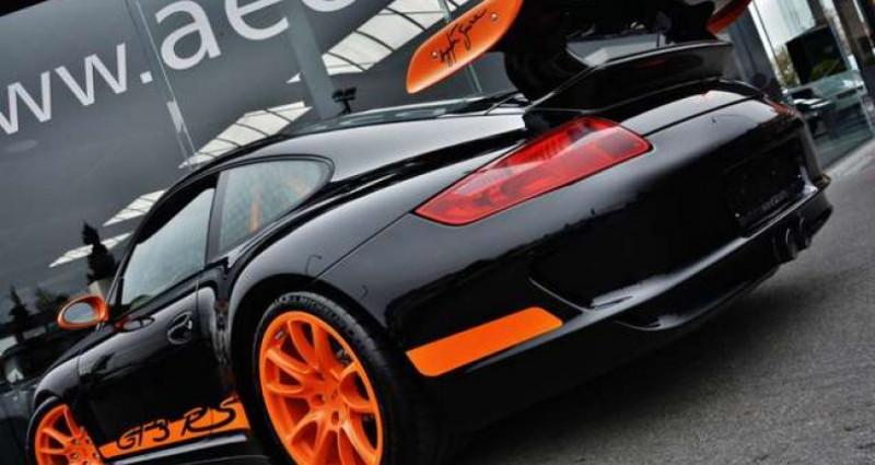 Porsche 997 - GT3 RS - XENON - GPS - CARBON - SPORTEXHAUST - Noir occasion à IZEGEM - photo n°5
