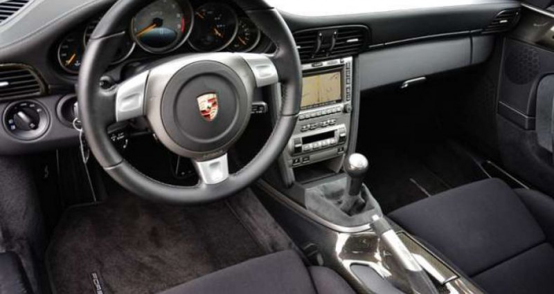 Porsche 997 - GT3 RS - XENON - GPS - CARBON - SPORTEXHAUST - Noir occasion à IZEGEM - photo n°6