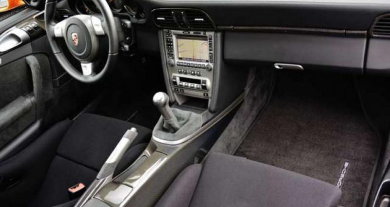 Porsche 997 - GT3 RS - XENON - GPS - CARBON - SPORTEXHAUST - Noir occasion à IZEGEM - photo n°7