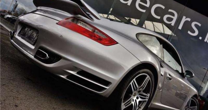 Porsche 997 3.6 TURBO - SPORT CHRONO - MEMORY - BOSE Gris occasion à IZEGEM - photo n°4