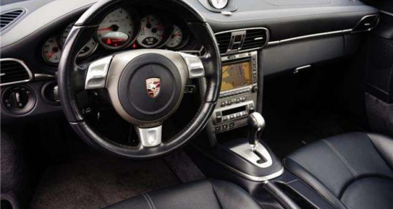 Porsche 997 3.6 TURBO - SPORT CHRONO - MEMORY - BOSE Gris occasion à IZEGEM - photo n°6
