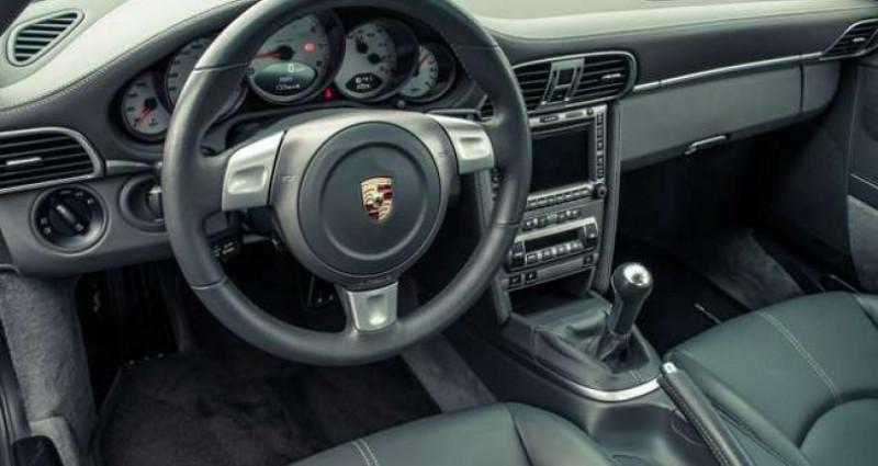 Porsche 997 4S - MANUAL - CERAMIC - FULL HISTORY Gris occasion à IZEGEM - photo n°6