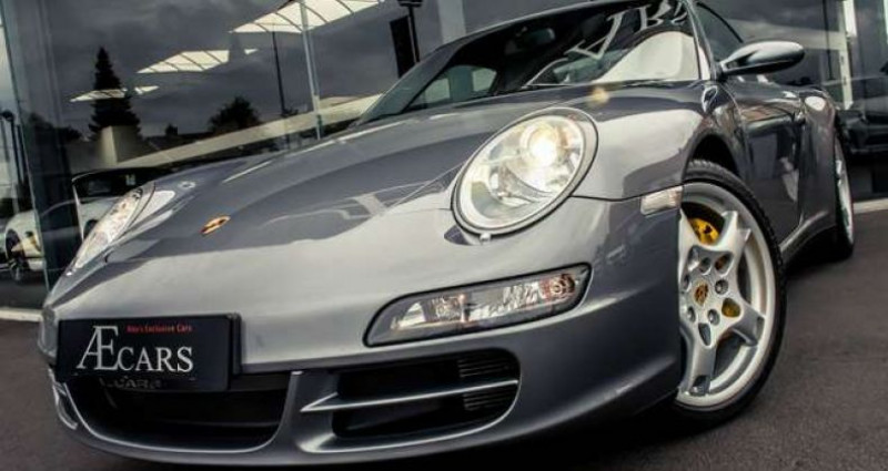 Porsche 997 4S - MANUAL - CERAMIC - FULL HISTORY Gris occasion à IZEGEM
