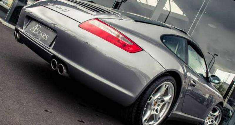 Porsche 997 4S - MANUAL - CERAMIC - FULL HISTORY Gris occasion à IZEGEM - photo n°4