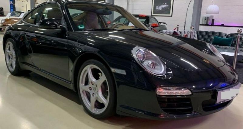 Porsche 997 911 Carrera  3.6 345  PDK  /11/2010 Noir occasion à Saint Patrice - photo n°4