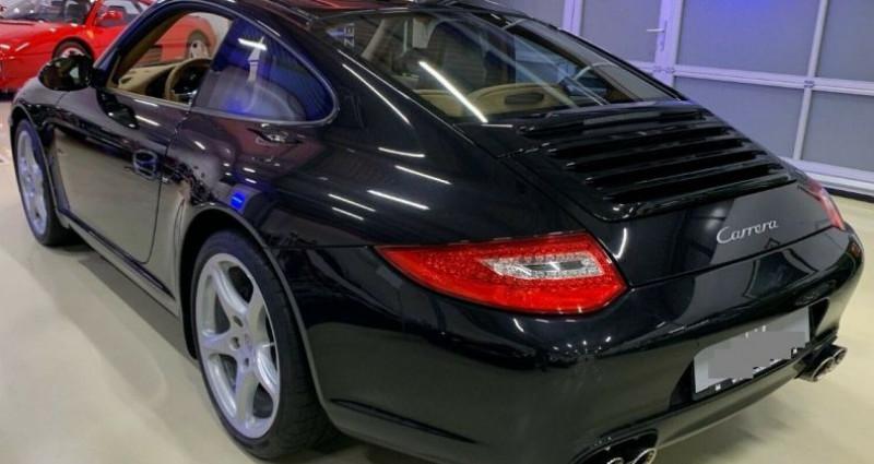 Porsche 997 911 Carrera  3.6 345  PDK  /11/2010 Noir occasion à Saint Patrice - photo n°3