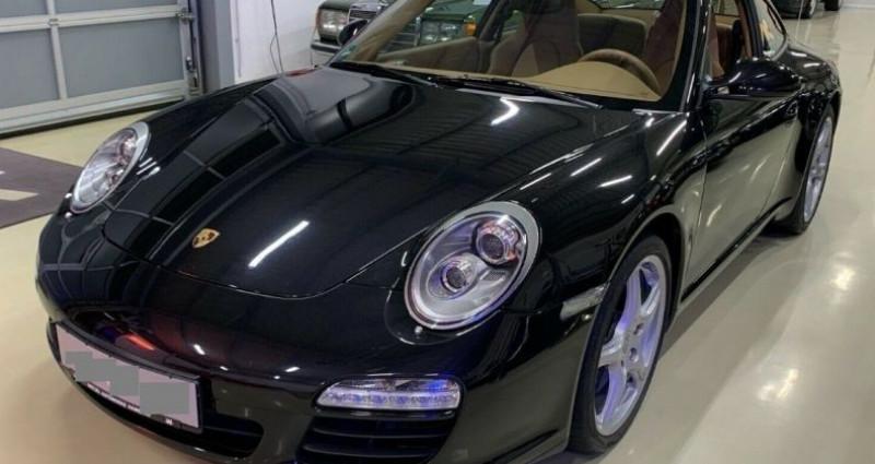 Porsche 997 911 Carrera  3.6 345  PDK  /11/2010 Noir occasion à Saint Patrice - photo n°2