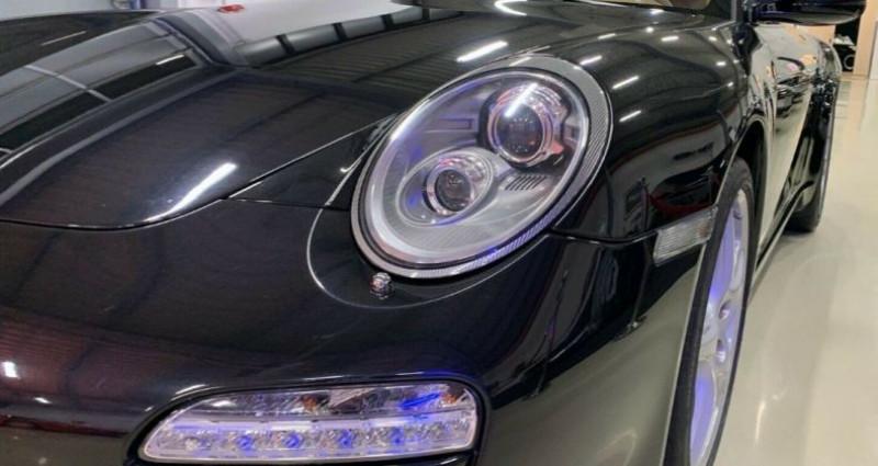 Porsche 997 911 Carrera  3.6 345  PDK  /11/2010 Noir occasion à Saint Patrice