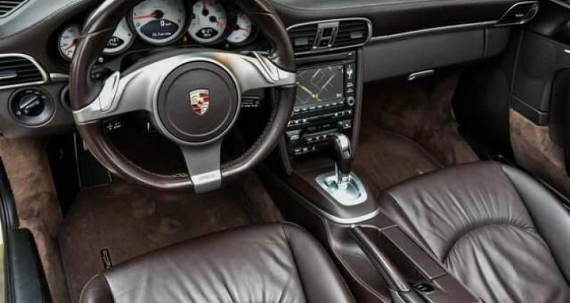 Porsche 997 911 S 3.8i PDK CABRIO Blanc occasion à Jabbeke - photo n°4