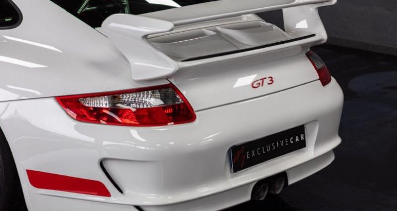 Porsche 997 991 GT3 Phase 1 - Pack Sport Chrono, Toit Ouvrant, ... - Gra Blanc occasion à LISSIEU - photo n°7
