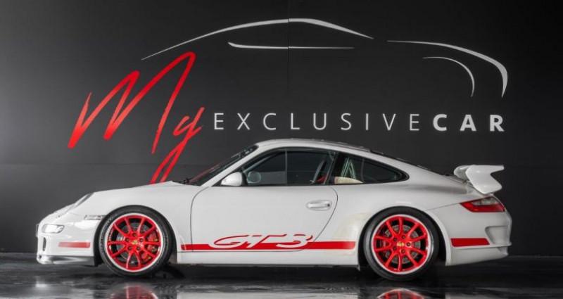 Porsche 997 991 GT3 Phase 1 - Pack Sport Chrono, Toit Ouvrant, ... - Gra Blanc occasion à LISSIEU - photo n°4
