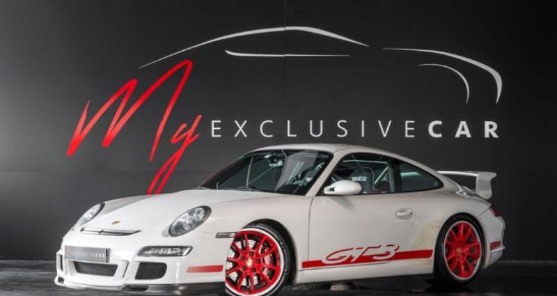 Porsche 997 991 GT3 Phase 1 - Pack Sport Chrono, Toit Ouvrant, ... - Gra Blanc occasion à LISSIEU - photo n°2