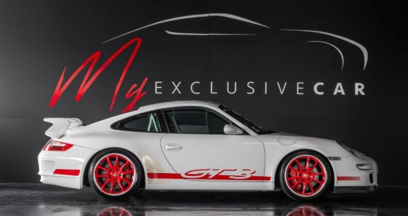 Porsche 997 991 GT3 Phase 1 - Pack Sport Chrono, Toit Ouvrant, ... - Gra Blanc occasion à LISSIEU - photo n°3