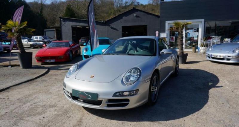 Porsche 997 CARRERA 2 Gris occasion à Charpont - photo n°2
