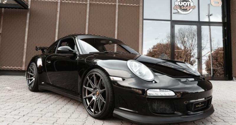 Porsche 997 CARRERA 4S ALL GT3 MKI Noir occasion à Reggio Emilia