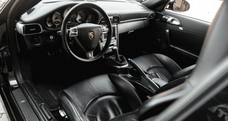 Porsche 997 CARRERA 4S ALL GT3 MKI Noir occasion à Reggio Emilia - photo n°6
