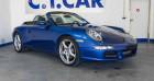 Porsche 997 Carrera Cabriolet Bleu à Hesperange L-