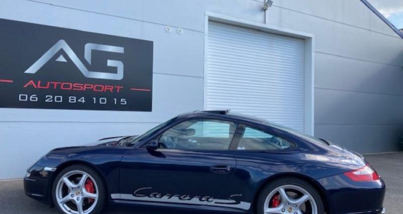 Porsche 997 Carrera S 3.8 355cv  occasion à CRAC'H - photo n°2