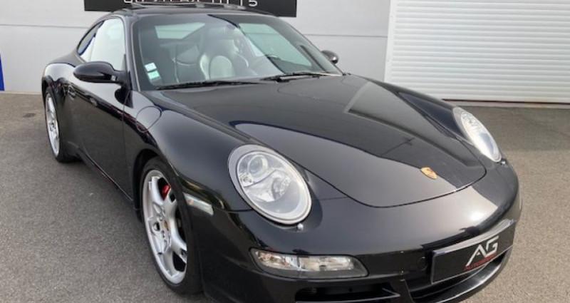 Porsche 997 Carrera S 3.8 355cv  occasion à CRAC'H - photo n°3