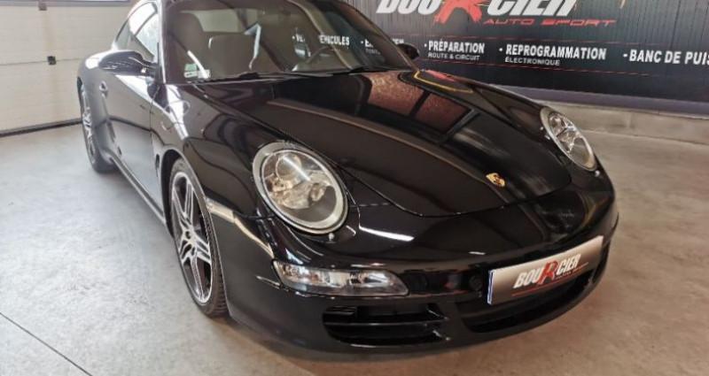 Porsche 997 Carrera S Noir occasion à Saint-barthélemy-d'anjou - photo n°2
