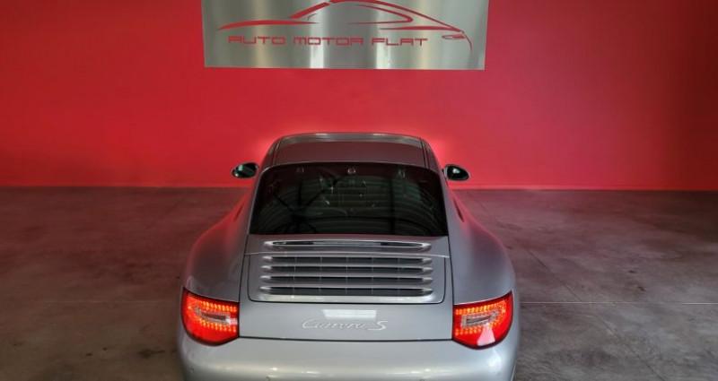 Porsche 997 CARRERA S Gris occasion à SAINT ANDRE DE CORCY - photo n°4