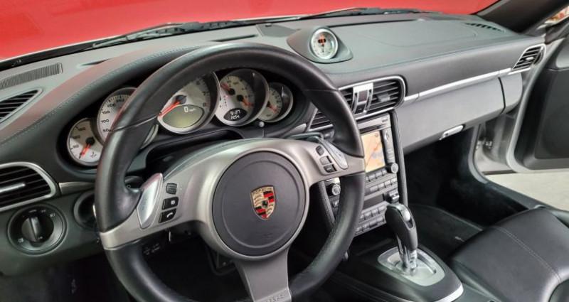 Porsche 997 CARRERA S Gris occasion à SAINT ANDRE DE CORCY - photo n°7