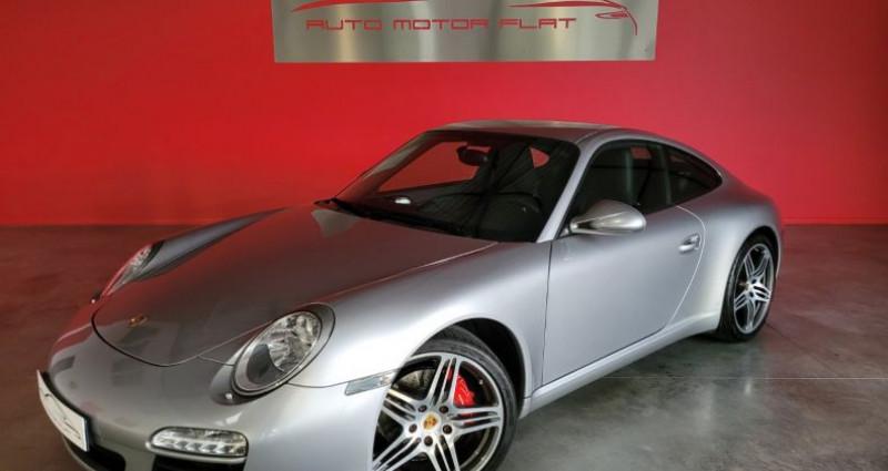 Porsche 997 CARRERA S Gris occasion à SAINT ANDRE DE CORCY