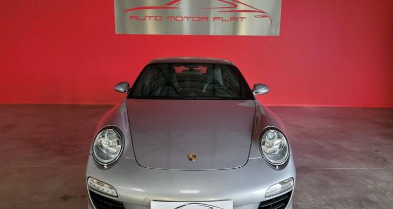 Porsche 997 CARRERA S Gris occasion à SAINT ANDRE DE CORCY - photo n°2