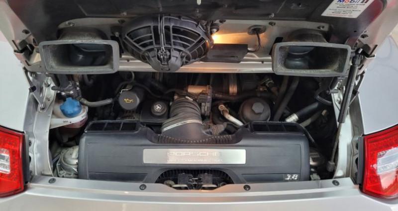 Porsche 997 CARRERA S Gris occasion à SAINT ANDRE DE CORCY - photo n°5