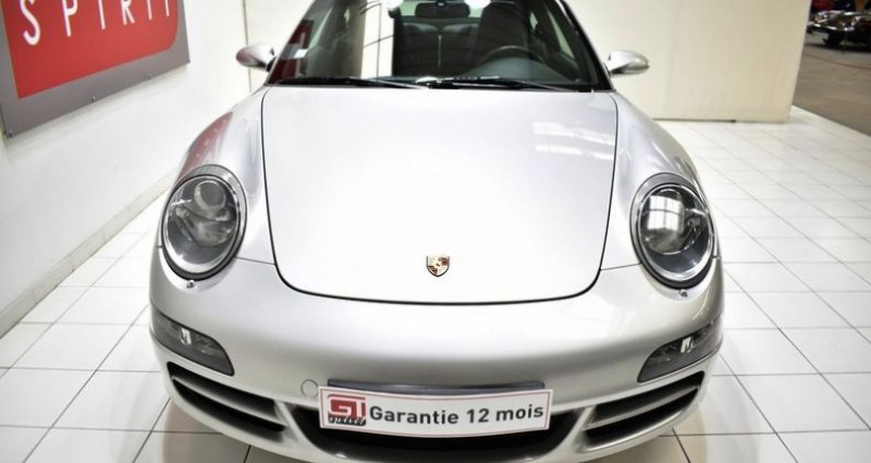 Porsche 997 Carrera  S  occasion à La Boisse - photo n°4