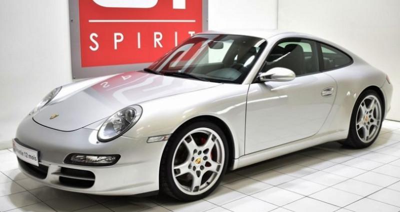 Porsche 997 Carrera  S  occasion à La Boisse