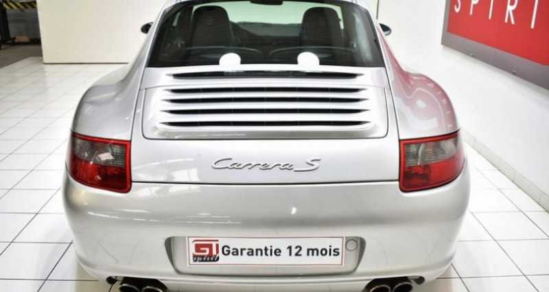 Porsche 997 Carrera  S  occasion à La Boisse - photo n°5