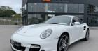 Porsche 997 COUPE TURBO 480 Blanc à RIVESALTES 66