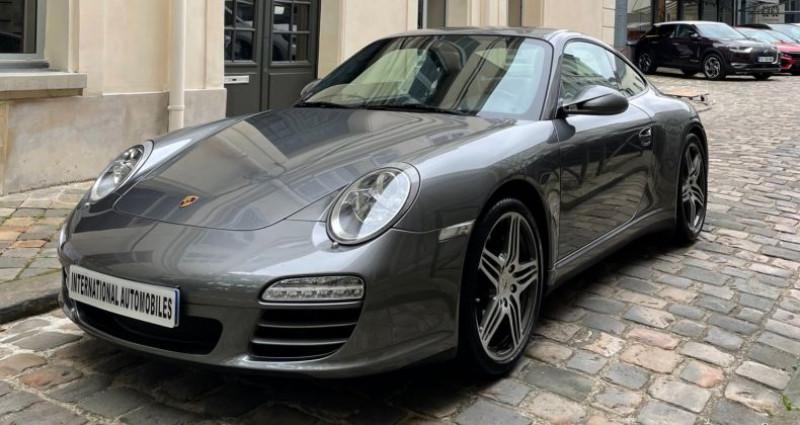 Porsche 997 PORSCHE 911 (2) 3.8 385 CARRERA 4S PDK Gris occasion à Versailles