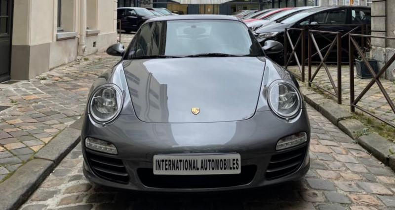 Porsche 997 PORSCHE 911 (2) 3.8 385 CARRERA 4S PDK Gris occasion à Versailles - photo n°2