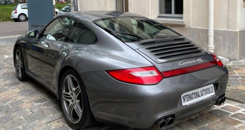 Porsche 997 PORSCHE 911 (2) 3.8 385 CARRERA 4S PDK Gris occasion à Versailles - photo n°6