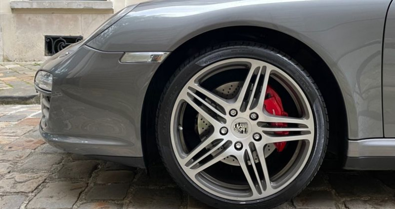 Porsche 997 PORSCHE 911 (2) 3.8 385 CARRERA 4S PDK Gris occasion à Versailles - photo n°7