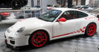 Porsche 997 PORSCHE 997 (2) GT3 RS 3.8 Blanc à SAINT LAURENT DU VAR 06