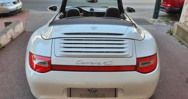 Porsche 997 Porsche911 TYPE 997 4S PDK 385CV Blanc occasion à Saint-maur-des-fossés - photo n°6