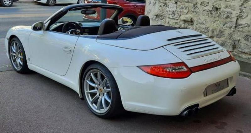 Porsche 997 Porsche911 TYPE 997 4S PDK 385CV Blanc occasion à Saint-maur-des-fossés - photo n°5