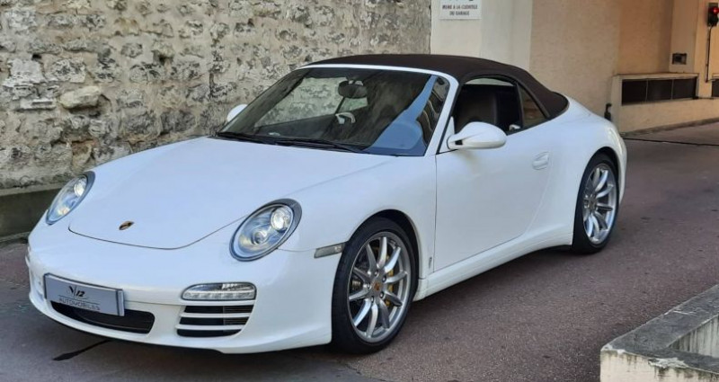 Porsche 997 Porsche911 TYPE 997 4S PDK 385CV Blanc occasion à Saint-maur-des-fossés - photo n°3