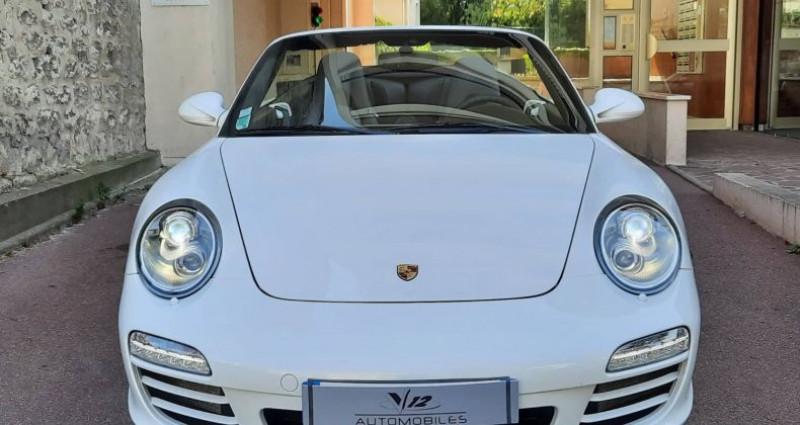 Porsche 997 Porsche911 TYPE 997 4S PDK 385CV Blanc occasion à Saint-maur-des-fossés - photo n°2