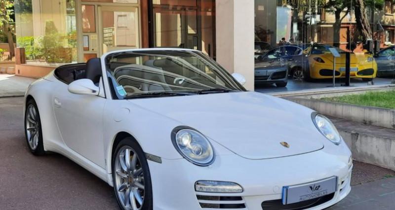 Porsche 997 Porsche911 TYPE 997 4S PDK 385CV Blanc occasion à Saint-maur-des-fossés