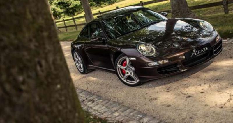Porsche 997 S - MANUAL - SUNROOF - FULL HISTORY  occasion à IZEGEM - photo n°7