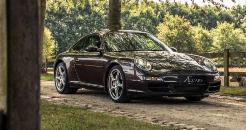 Porsche 997 S - MANUAL - SUNROOF - FULL HISTORY  occasion à IZEGEM - photo n°5