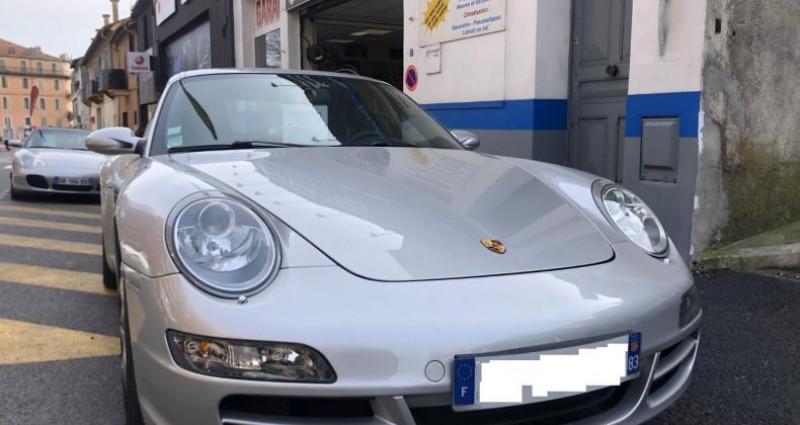 Porsche 997 S Gris occasion à CANNES