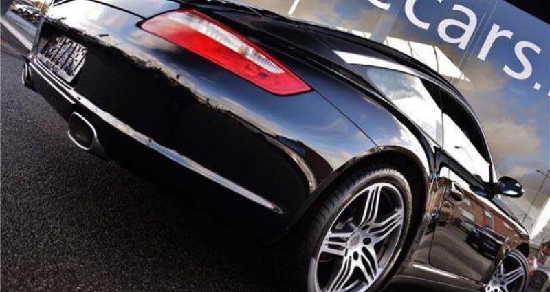 Porsche 997 TARGA 4 - XENON - GPS - PDC - BELGIAN CAR Noir occasion à IZEGEM - photo n°4